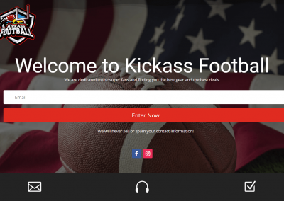 Kickass Football
